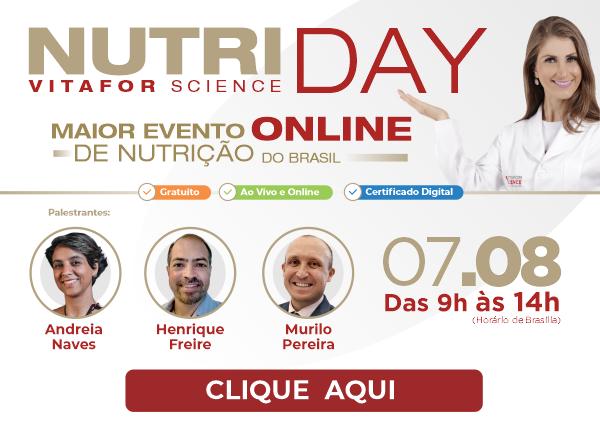 Imagem de divulgação do Curso Vitafor Science de Cuidados Nutricionais ao Paciente Crítico
