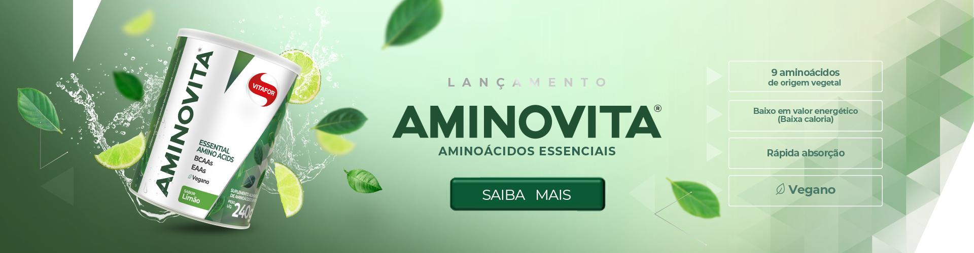 Produto Aminovita®.